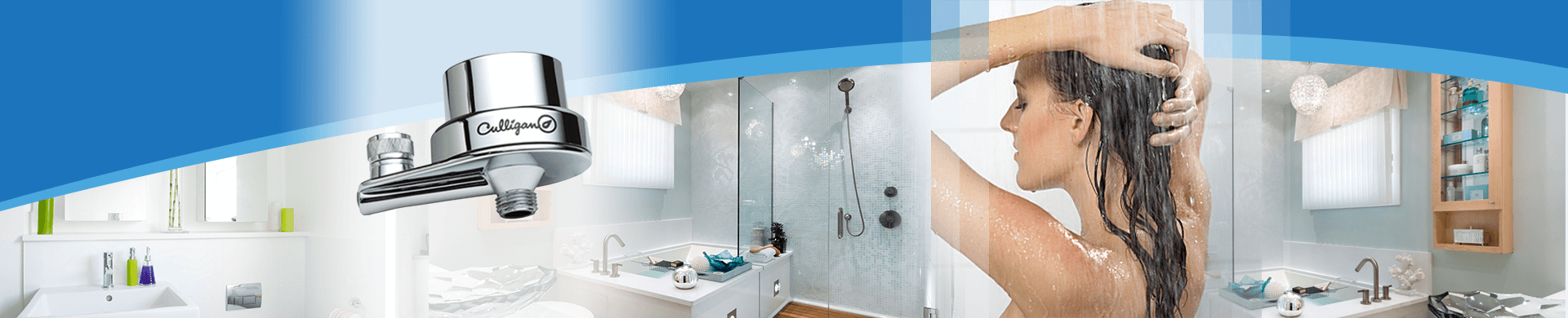 Culligan Inline Shower Filters
